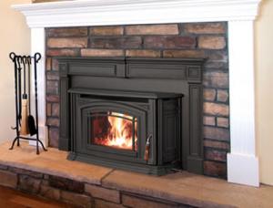 Enviro Boston 1700 Wood Fireplace Insert
