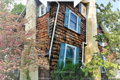 Before/After Chimney Finish