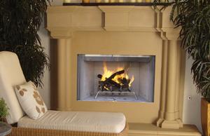 Astria Tuscan Wood Burning Fireplace