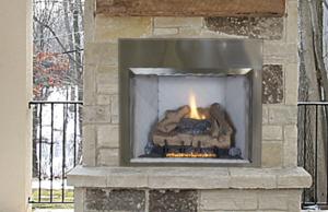 Astria Valiant OD Vent Free Fireplace