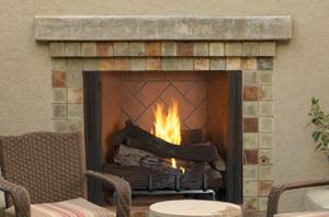 Astria Venetian Vent Free Fireplace
