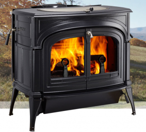 Encore Flexburn Wood Burning Stove
