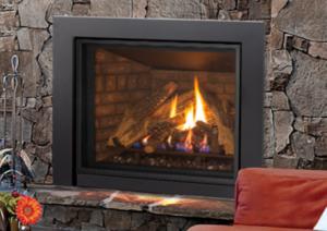 Enviro Q2 Gas Fireplace