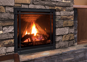 Enviro Q3 Gas Fireplace