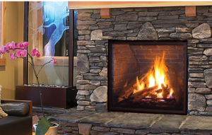 Enviro Q4 Gas Fireplace