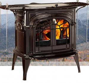 Intrepid II Catalytic Wood Burning Stove