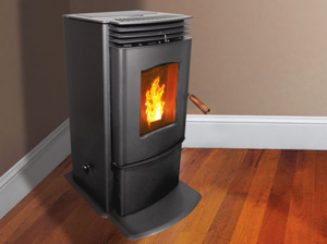 Mini Pellet Freestanding Stove